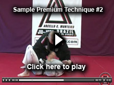 Online Jiu Jitsu Training Video