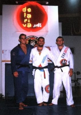 Marcello C. Monteiro, Marcelo Grosso and Ze Marcelo (Orlando,FL - USA).