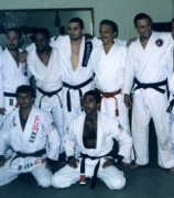 Marcello C. Monteiro , Robson Gracie among his sons