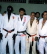 With the oldschool jiu-jitsu masters.