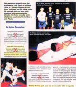 "This report was in the ""Tatame Magazine"" showing one of Marcello's great fights."